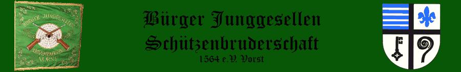 Bürger Junggesellen 1564
